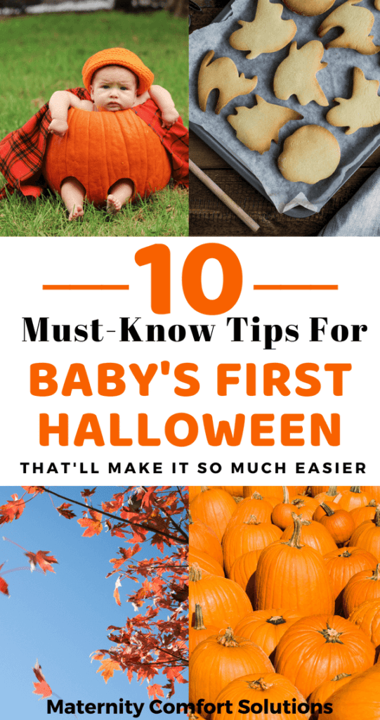 10 tips for babys first halloween