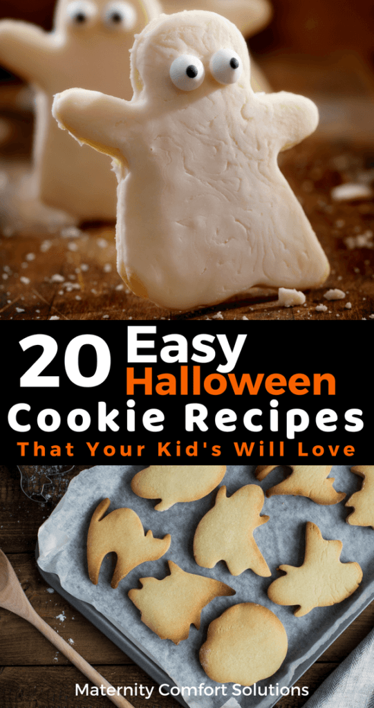 20 easy halloween cookie recipes